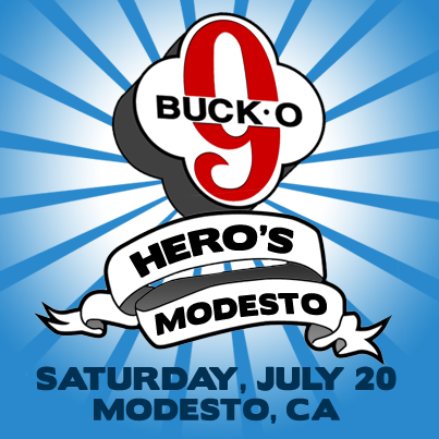 Buck-O-Nine at Hero's Modesto