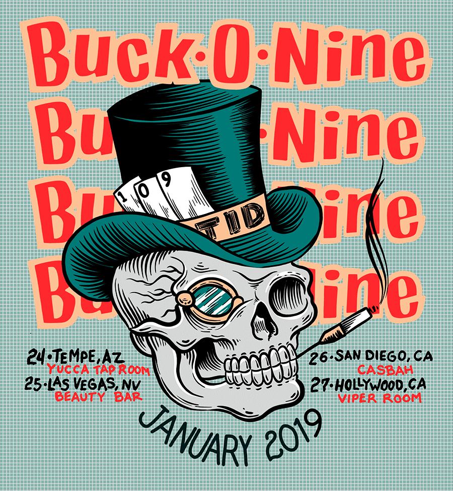 Buck-O-Nine Live